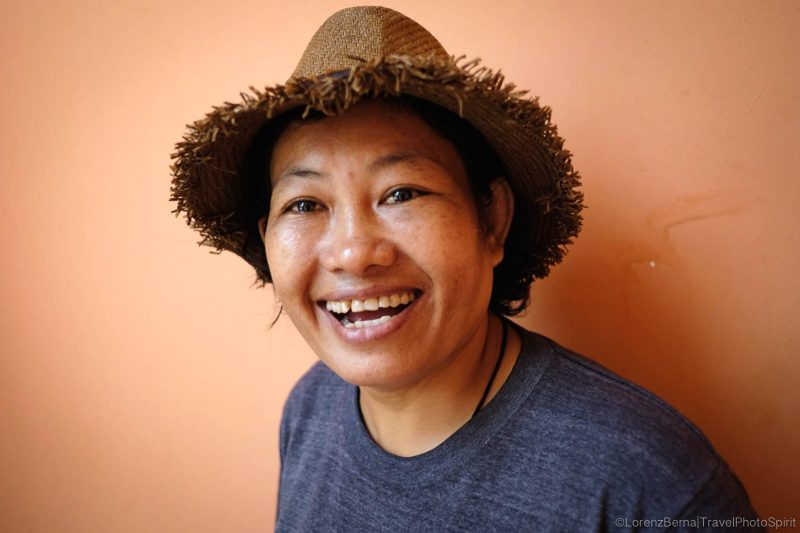 Travel Portrait of Lady Srey, eco-guide in Cambodia